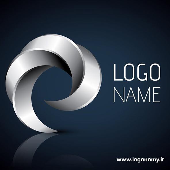 آشنایی با اصول طراحی لوگو سه بعدی
