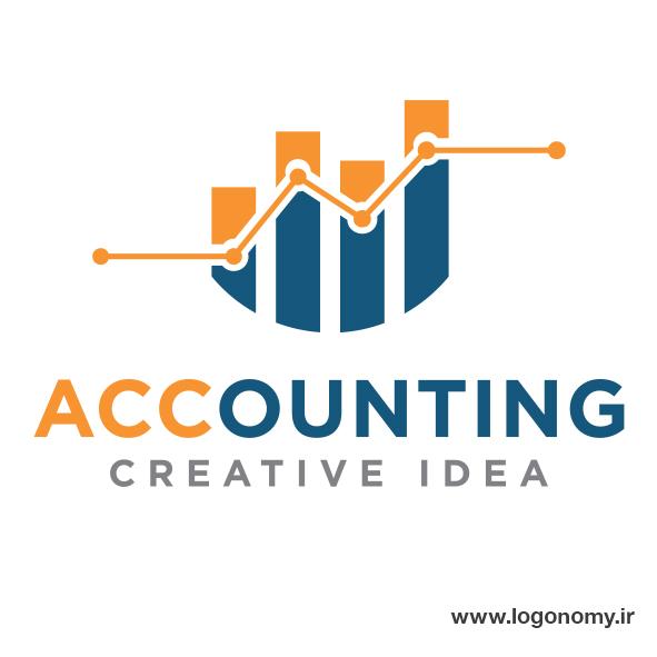 طراحی لوگوی حسابداری