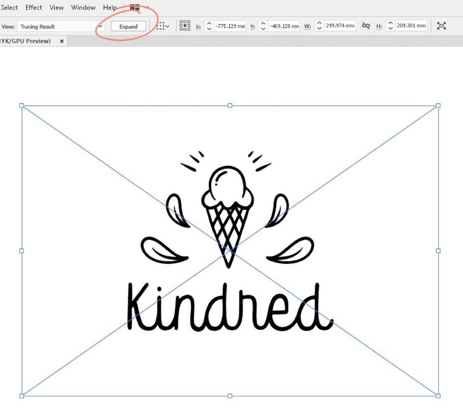 آموزش طراحی لوگو در ایلوستریتور