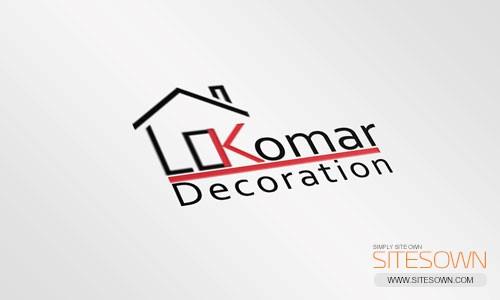 طراحی لوگوی دکوراسیون