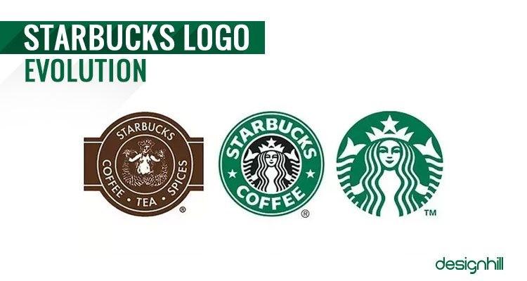 طراحی لوگوی کافی شاپ: تاریخچه تحول لوگوی استارباکس Starbucks