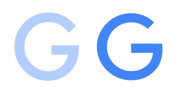 طراحی لوگوی حرف g