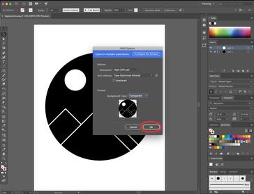 طراحی لوگو با ایلوستریتور (Adobe Illustrator)