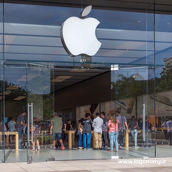 طراحی لوگو اپل توسط کدام طراح لوگو بوده و چرا آرم تجاری اپل یک سیب گاز زده است؟
