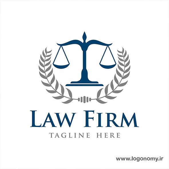 طراحی لوگو حقوقی