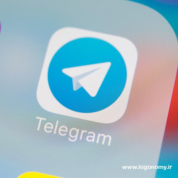 روانشناسی رنگ آبی و اشکال هندسی به کار رفته در طراحی لوگو تلگرام